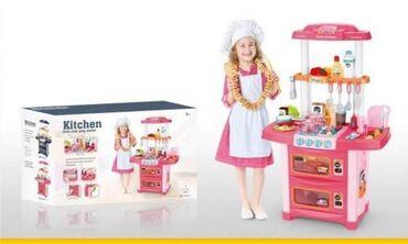NOVO ! !! !! !! !! !! !! Kuhinja za devojčiceŠifra: m-1579Dimenzija