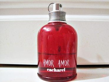 Ellen-amber - Srbija: Cacharel Amor Amor Amor Amor je voćno-cvjetni ljubavni nektar za
