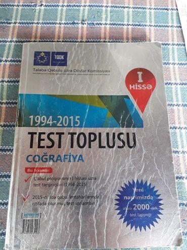 tqdk test toplusu в Азербайджан: TEST TOPLUSU COGRAFİYA
