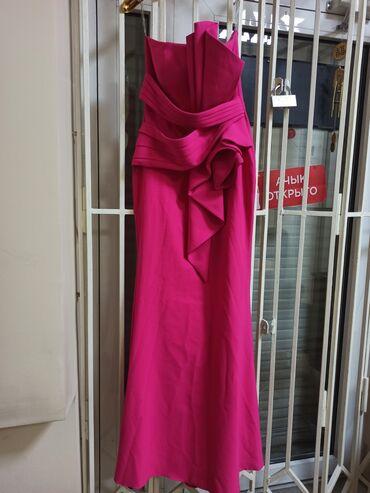 толь цена в бишкеке в Кыргызстан: Женское платье, размер 40 Турция. Относительно платья писать только на