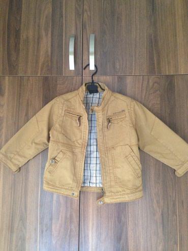 Детская куртка на 3-4года в Бишкек