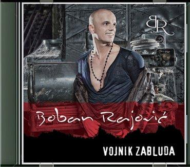 Cd boban rajovic album vojnik zabluda - Belgrade