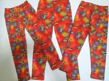 Детские лосины с LOl, размеры на 4-5-6-7-8 в Кант