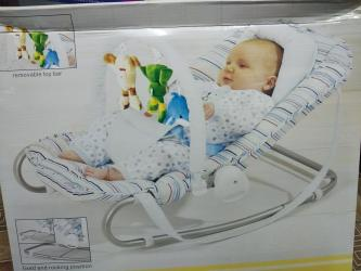 детское кресло recaro в Кыргызстан: Детская Кресло качалка,шезлонги, Сделан из металла