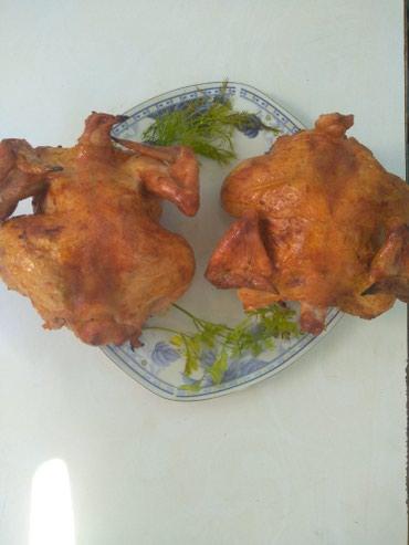 """Готовые блюда, кулинария - Кыргызстан: Тоок грилль"""" Сладкая парочка""""- 350с"""
