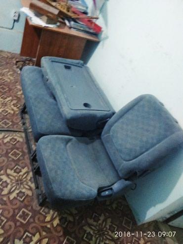 Авто сиденья минвен в Бишкек