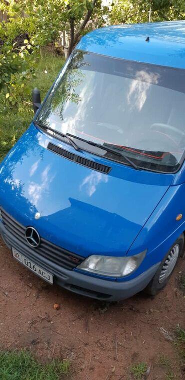 Mercedes-Benz Sprinter 2.7 л. 2000 | 230000 км