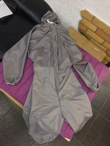 Защитный костюм используется в качестве универсальной спецодежды при в