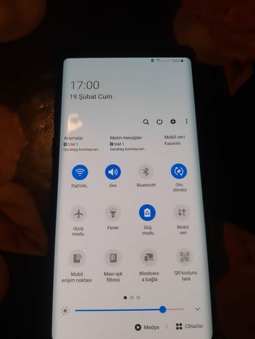 Samsung Galaxy Note 9 128 GB qara