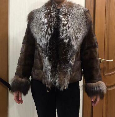 откатные ворота бишкек in Кыргызстан | АКСЕССУАРЫ ДЛЯ АВТО: Норковая шуба, размер 44-48, в идеальном состоянии. Меховой ворот черн