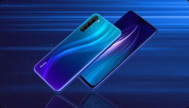 Б/у Xiaomi Redmi Note 8 64 ГБ Синий