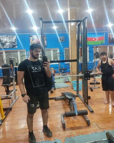 6307 elan: Həsənli Emil. 24 yaşım var tam natural şəkildə fitnessle məşğulam