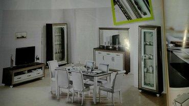 Gəncə şəhərində embavoddan des mebel yemek masasi ve oturaq stolu televizor alti guzgu