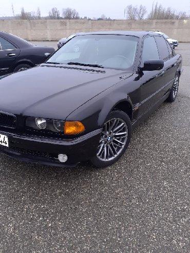 bmw-m3-4-m-dct - Azərbaycan: BMW 740 4.4 l. 1997 | 410000 km