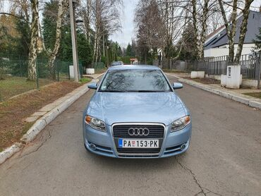 Audi a3 1 8 tfsi - Srbija: Audi A4 1.9 l. 2005 | 271000 km