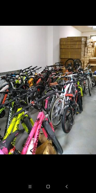Велосипеды велосипеды велосипеды!!! в Бишкек
