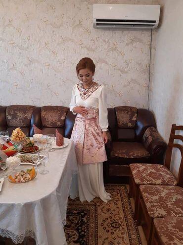 Продаю шикарное платье на кыз узатуу одевала 1 раз на 6 часов
