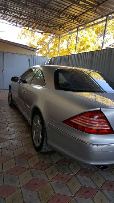 Mercedes-Benz в Кара-Балта: Mercedes-Benz CL 500 2003