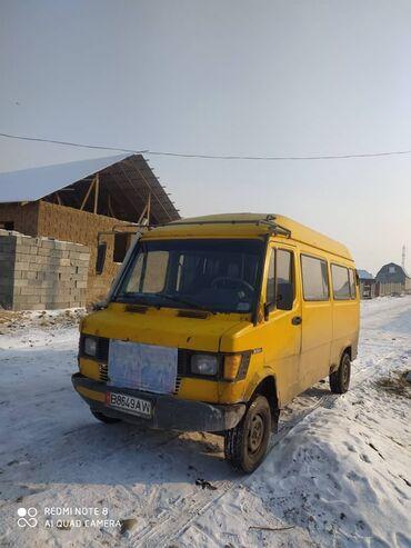 Сапог мерс - Кыргызстан: Продается мерс сапог пассажирский прошу 160 обмен интересует звоните