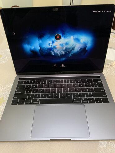 touch 6 в Кыргызстан: MacBook Pro 13 дюймов Touch Bar (MV962)256 ГБПользовался всего 1 год
