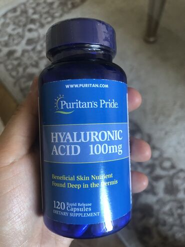 Hal hazirda hyaluronic acid eldedir derinin nemini berpa edir,elastik