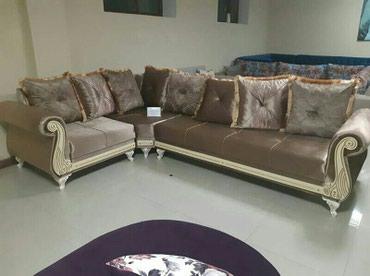 Bakı şəhərində Kunc divan klassik acilan bazali olcu 3x220