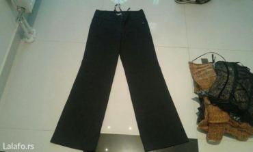 Pantalone na peglu siva boja - Backa Palanka