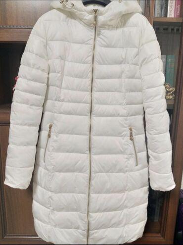 зимние куртки женские длинные в Кыргызстан: Женская Зимняя куртка! Производство Турция, Размер XS, наполнитель