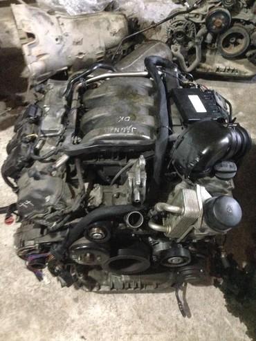 Двигатель на Мерседес объём 3.7 привезён из Японии с малым пробегом