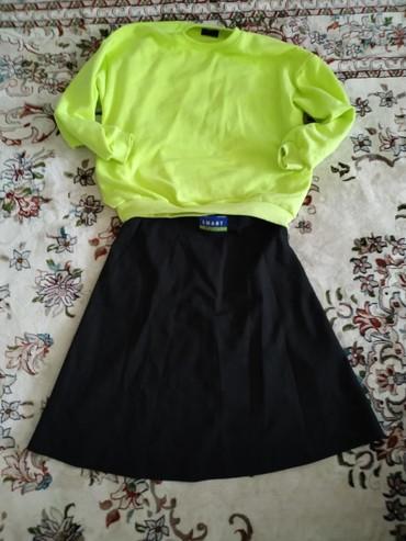Продаю юбки- миди из Кореи  с приятным в Бишкек