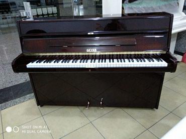 Bakı şəhərində Pianino satılır. Çatdırılma, köklenme, 5 il zemanet.