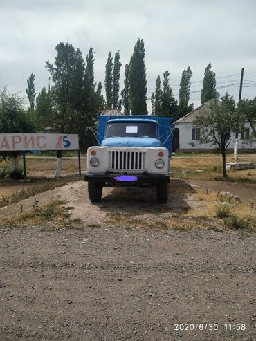 ГАЗ - Кыргызстан: ГАЗ 1991