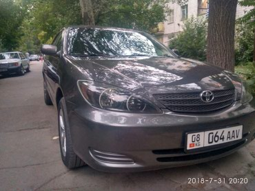 Toyota Camry 2004 в Бишкек