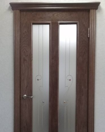 Установка межкомнатных дверей, Установка межкомнатных дверей в Бишкек