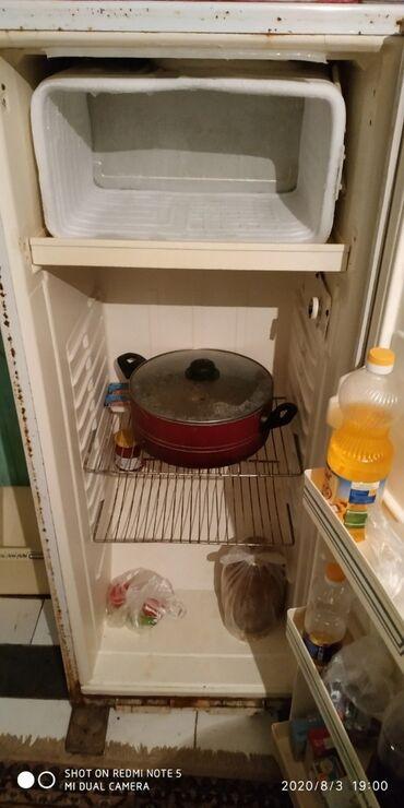 Техника для кухни в Азербайджан: Б/у Однокамерный Белый холодильник