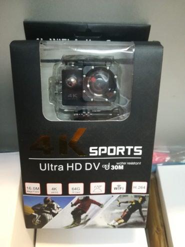 Sportska kamera ili takozvana akciona kamera u izuzetnoj kvalitetnoj - Nis