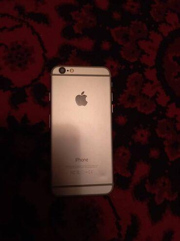 ким бу хором в Кыргызстан: Б/У iPhone 6 64 ГБ Серый (Space Gray)