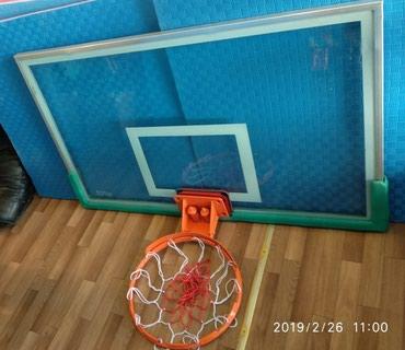 Sumqayıt şəhərində Basketbol şiti-şəkil realdı,iki ölçü var: