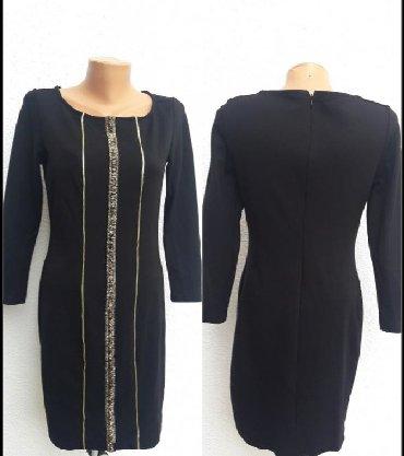 Original-sisley-torbica-xcm - Srbija: Sisley crna haljina