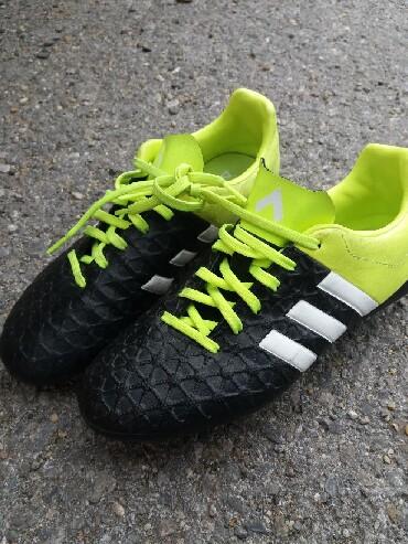 Adidas haljine - Srbija: Adidas sportske kopačke korišćene broj 38