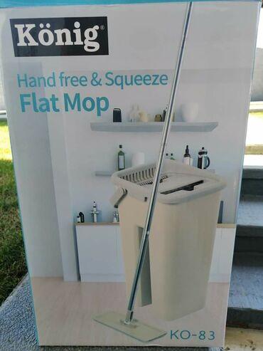 Flat Mop dzogerKarakteristike: 2450 din Kofa za brisanje i