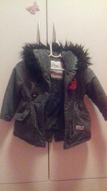 Dečije jakne i kaputi | Mladenovac: Nova jakna za devojcice. Nosena mesec ipo