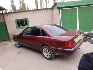 Audi S4 1992 в Бишкек
