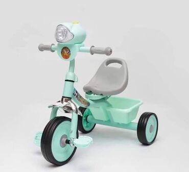 Vrhunski model 3.890 dinara Tricikl na pedale Namenjeno deci uzrasta