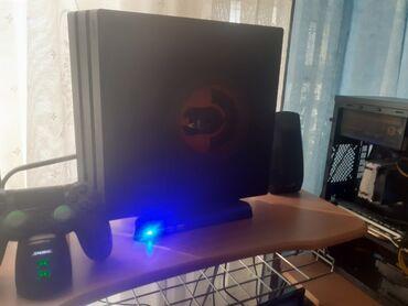 ip камеры division с микрофоном в Кыргызстан: Ps 4 pro 30 игр на приставки,9 игр на дисках.два джойстика,док