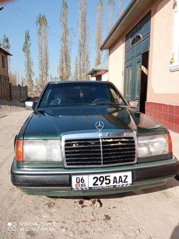 Mercedes-Benz 230 2.3 л. 1991 | 360274 км
