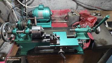 шины 195 65 r15 лето купить в Кыргызстан: Т-65 Станок токарный настольный часовой. - патрон 80мм - двигатель 0
