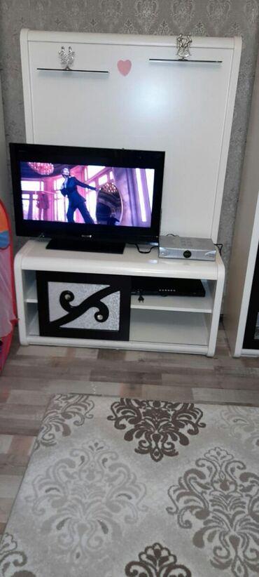 Sumqayitda kredit evler - Azərbaycan: Televizor alti. Sumqayitda