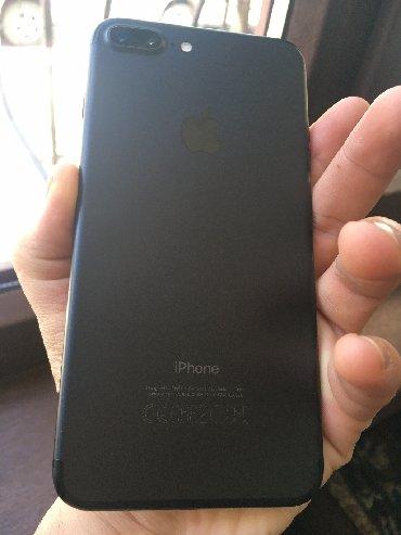 держатели для планшетов apple iphone в Кыргызстан: Срочно продам IPhone 7+ 128 gb с документами