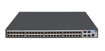 HP 1920-48G-PoE+ (370W) JG928A-NMarka: HPModel: 1920-48G-PoE+ (370W)